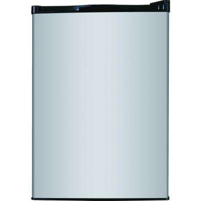 2.6 cu. ft. Mini Refrigerator in Stainless Look, ENERGY STAR