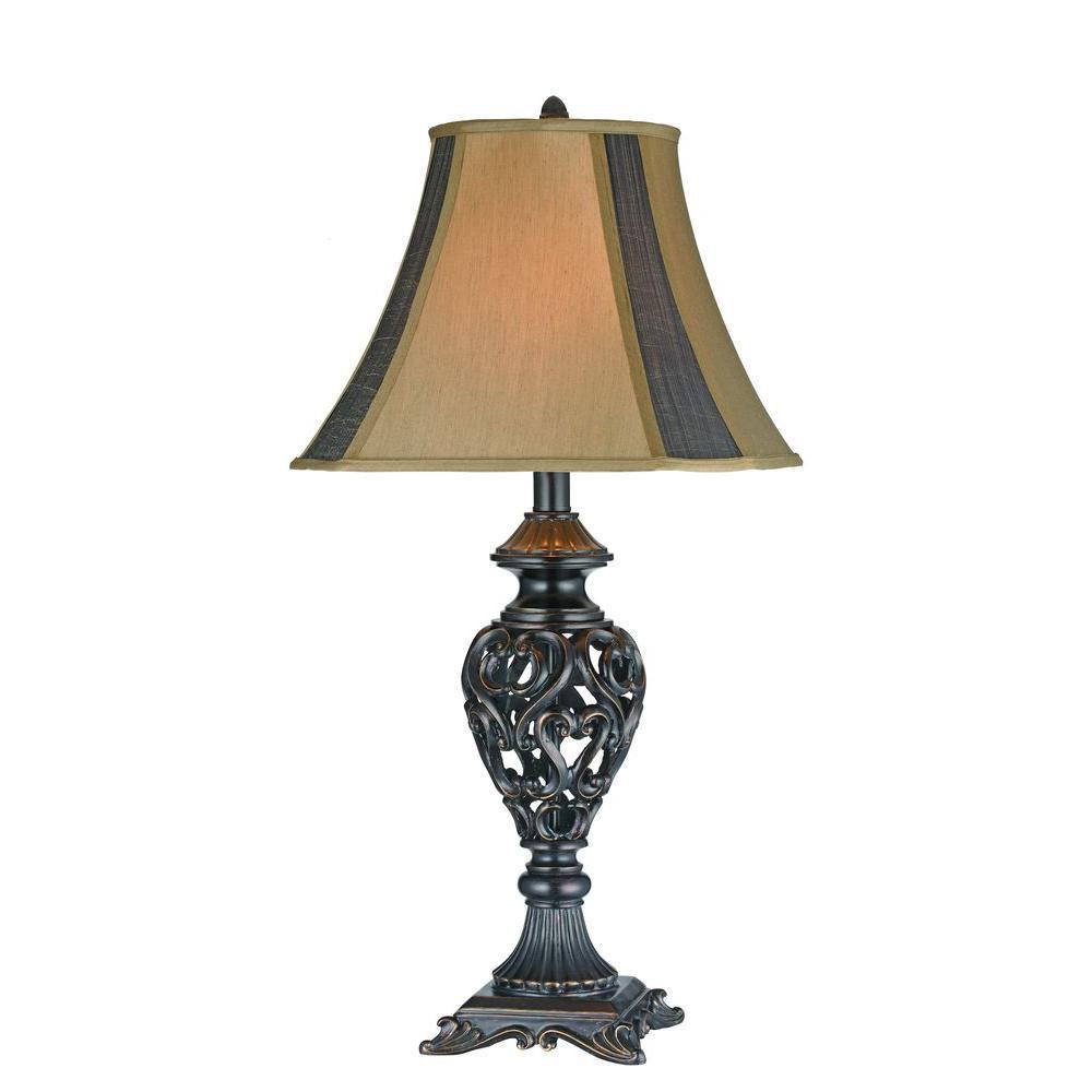 Filament Design Sonoma 32 in. Bronze Table Lamp (Set of 2)