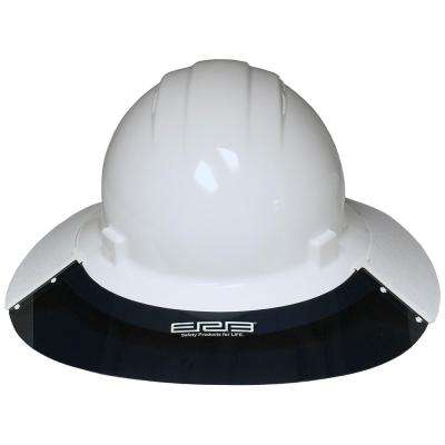 AS5E Omega II Sun Shield in White and Gray