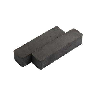 3/8 in. x 7/8 in. x 1-7/8 in. Heavy-Duty Block Magnet (2-Pack)
