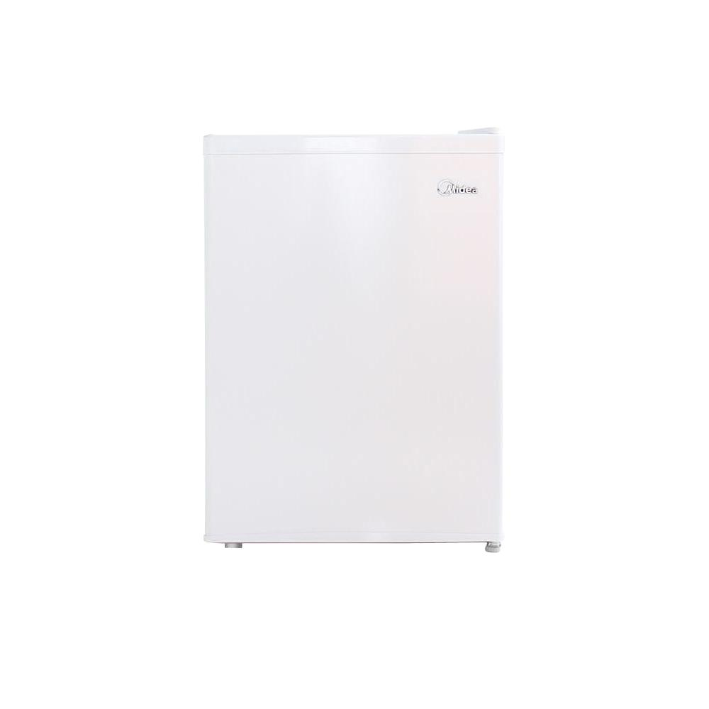 2.4 cu. ft. Mini Refrigerator in White