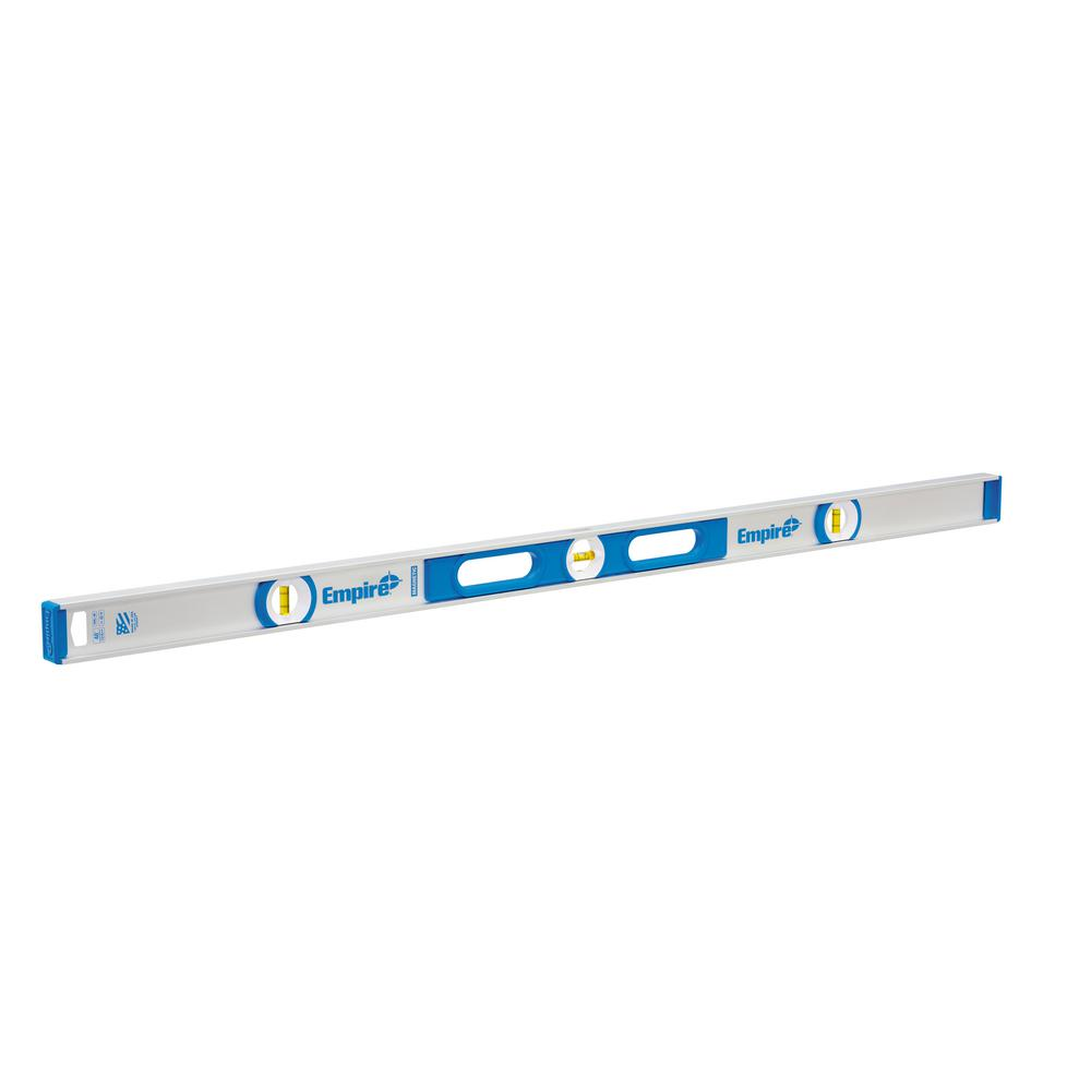48 in. Aluminum Magnetic I-Beam Level