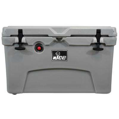 45 qt. Gray Cooler
