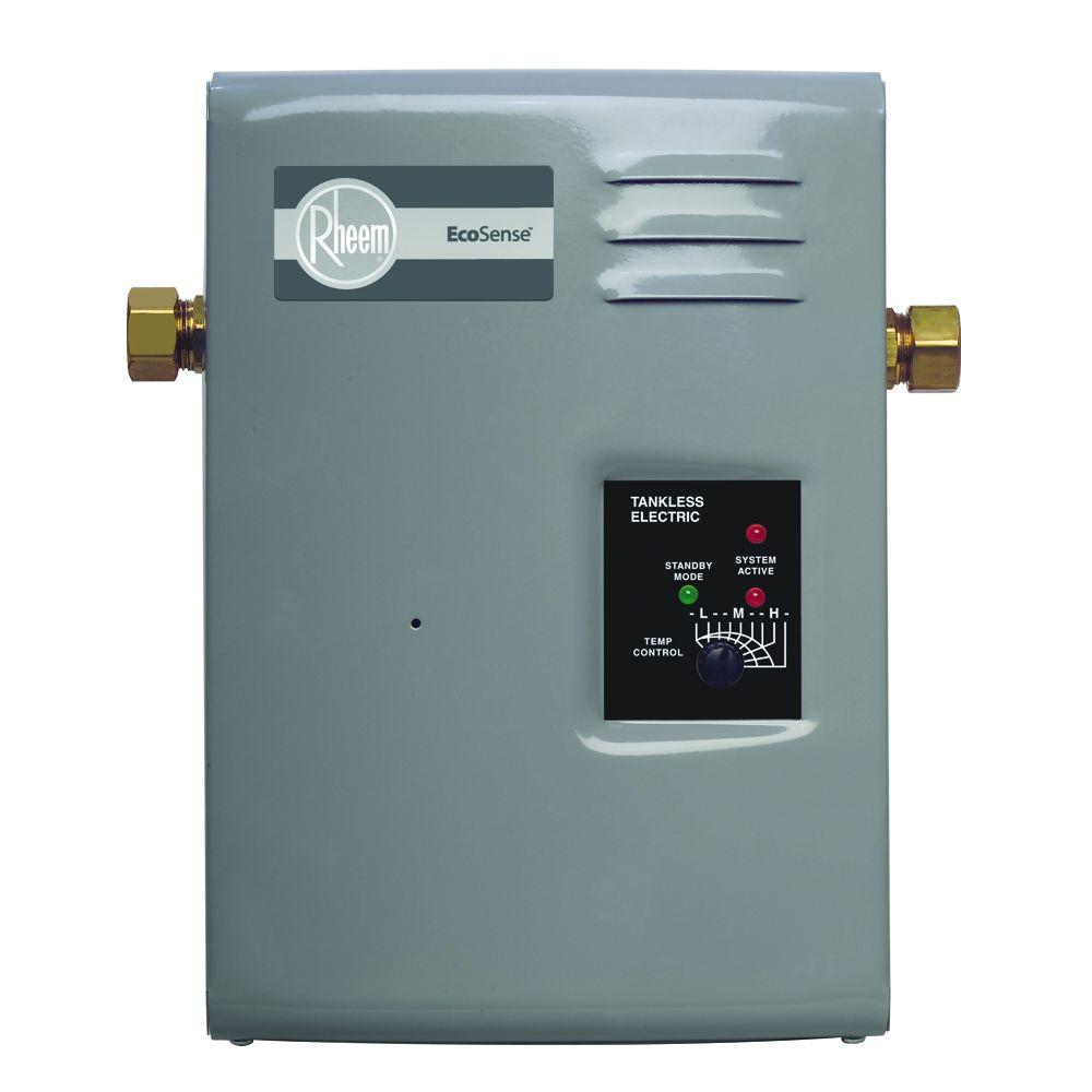 Rheem RETE-13 - 13kW 1.97 GPM Tankless Electric Water Heater