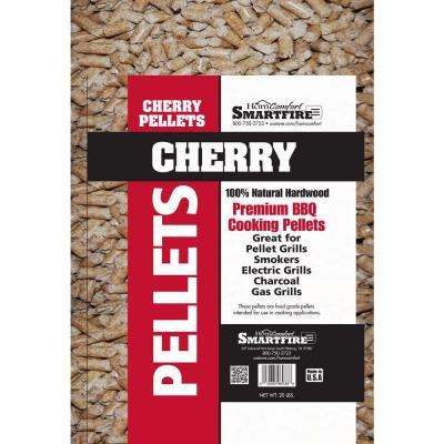 Cherry Wood Pellets for use in Pellet Grills