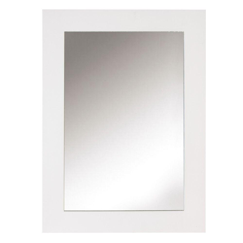 Home Decorators Collection Sonoma 30 In. L X 22 In. W Framed Wall Mirror
