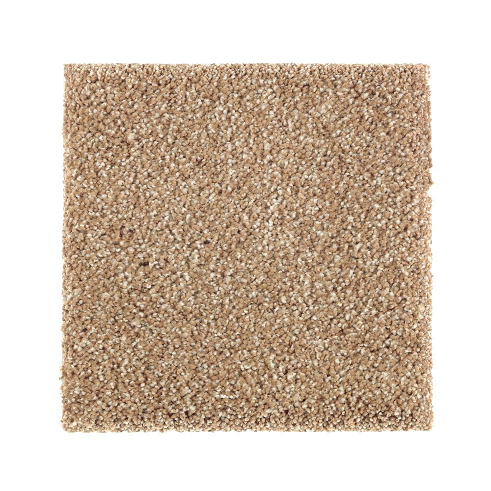 Carpet Sample - Whirlwind II - Color Bread Basket Texture 8