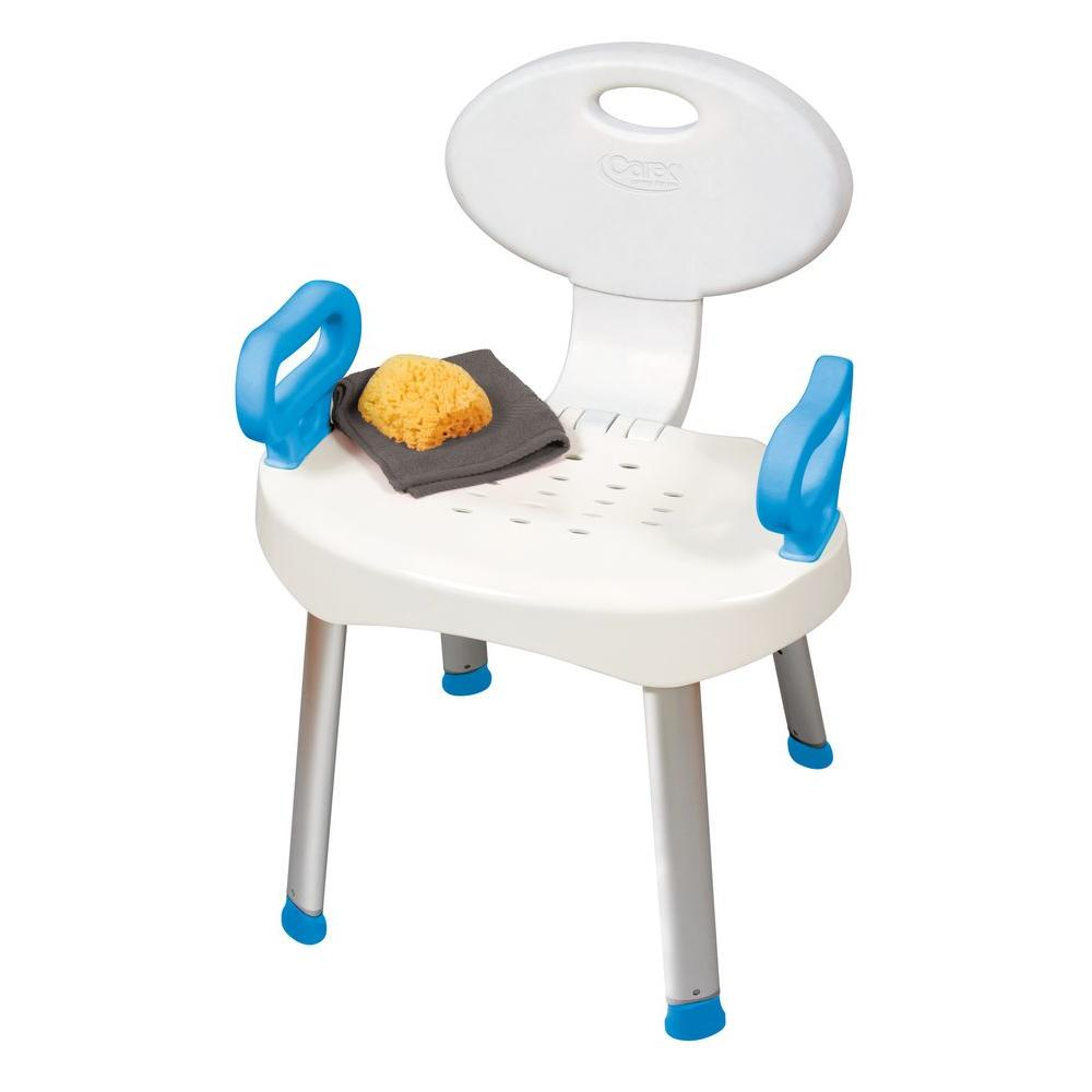 Stupendous Carex Health Brands E Z Tub And Shower Seat With Handles Gamerscity Chair Design For Home Gamerscityorg
