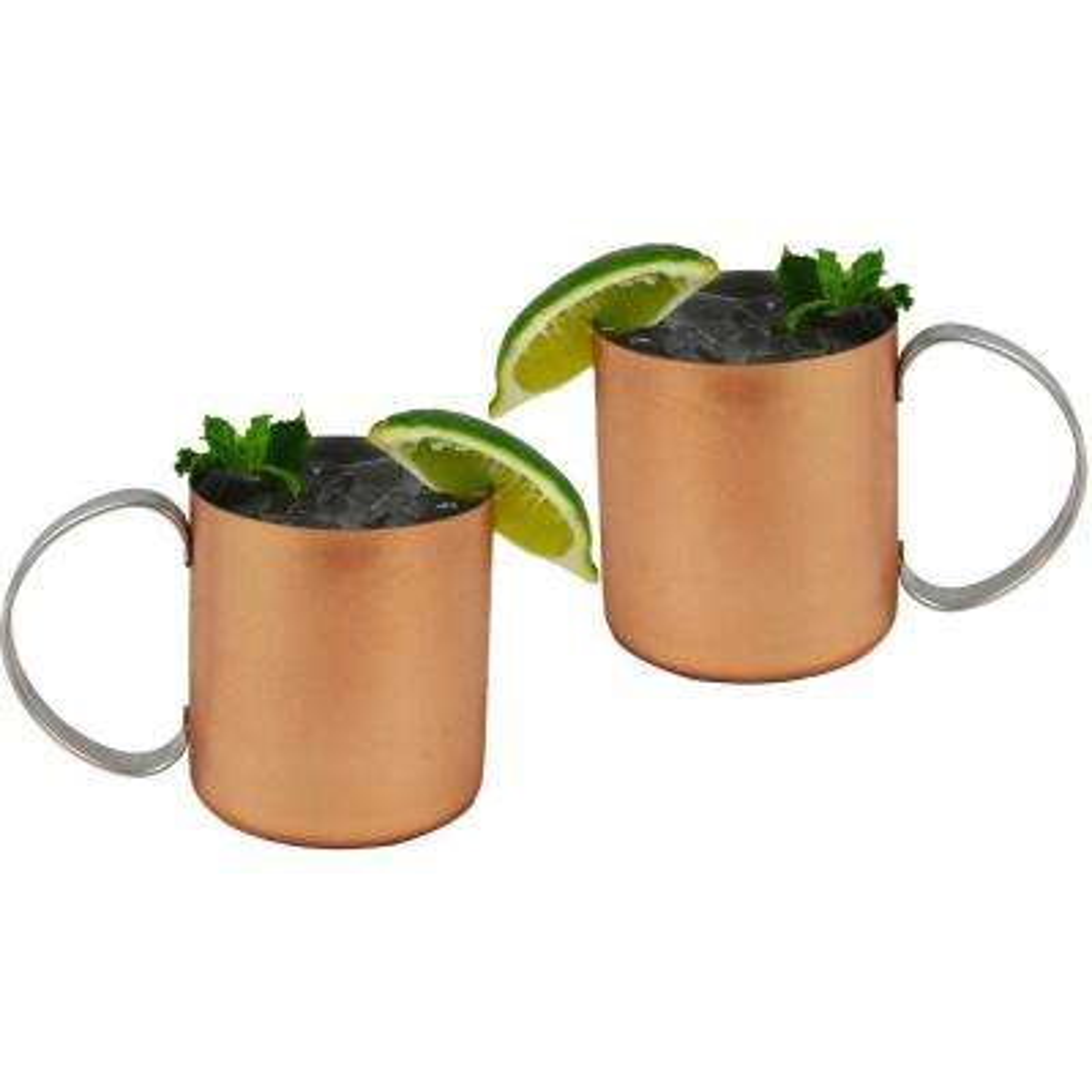 Moscow Mules 12 oz. Copper Mug (Set of 2)