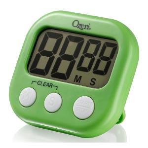 Ozeri Kitchen And Event Timer Kt1 R The Home Depot