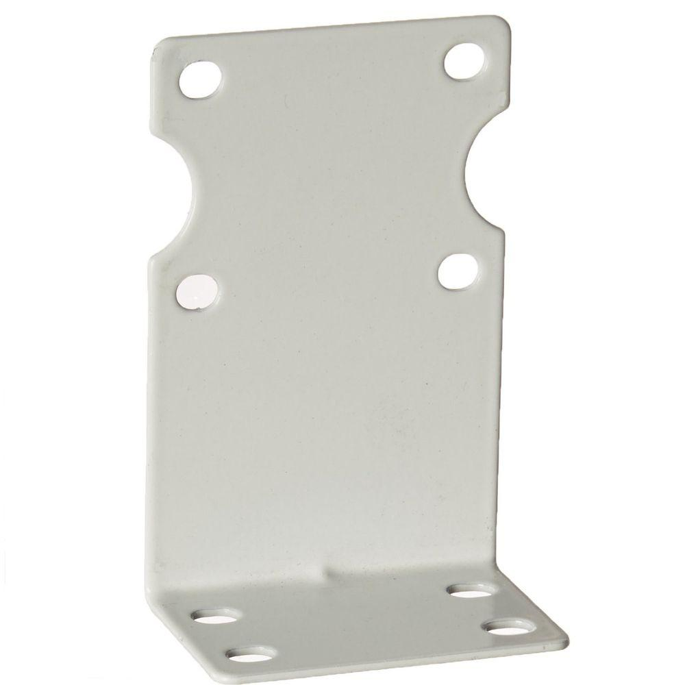 Pentek 3 5 7 In X 2 1 Zinc Plated Bracket For Slim Line Ro Stages