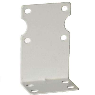 3-5/7 in. x 2-1/5 in. Zinc Plated Bracket for Slim Line Housings