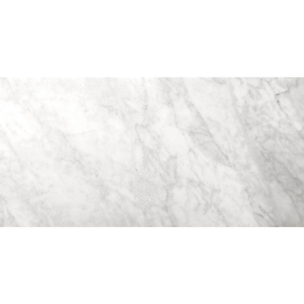 Emser Marble Bianco Gioia Honed 12.01 in. x 24.02 in. Marble Floor on carrera marble bathrooms, best marble bathrooms, carrara tile bathrooms, black marble bathrooms, grey marble bathrooms, white marble bathrooms, orange marble bathrooms, beige marble bathrooms, crema marble bathrooms, blue marble bathrooms, red marble bathrooms, green marble bathrooms, pedestal sinks for small bathrooms, brown marble bathrooms, gray marble bathrooms, cream marble bathrooms, gold marble bathrooms, pink marble bathrooms, silver marble bathrooms, 3d mosaic tiles for bathrooms,