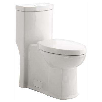 Elongated Chair Height One Piece Toilets Toilets