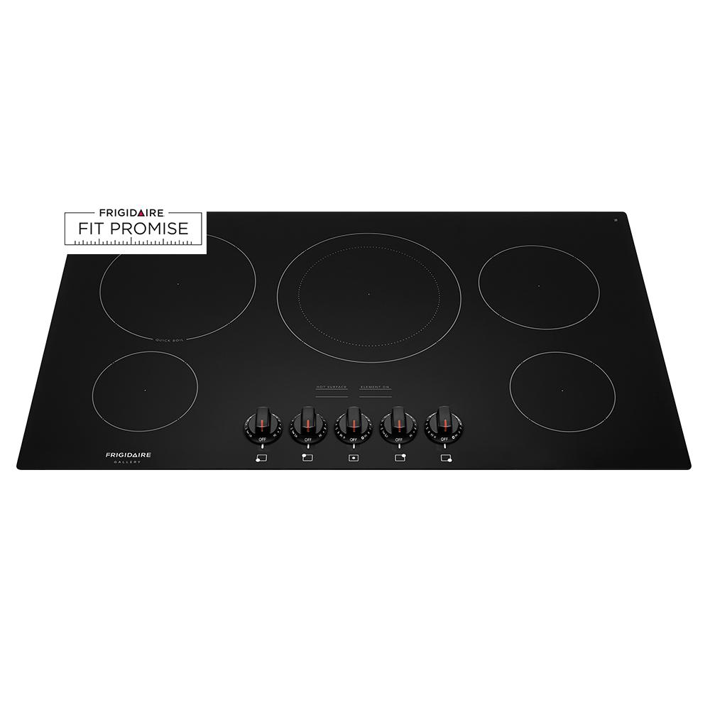 Frigidaire Gallery 36 In Radiant Electric Cooktop In