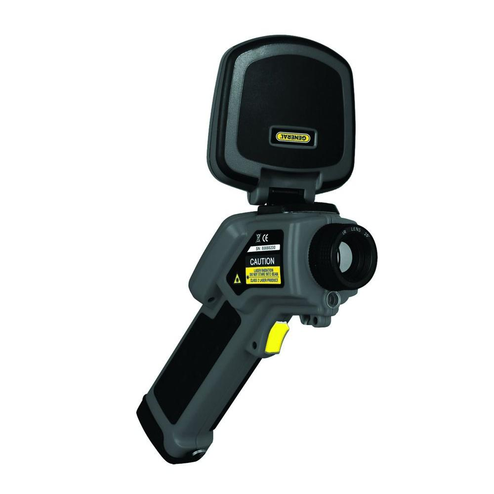 General Tools Predator Series Thermal/Infrared Visual Imaging Camera with Laser Pointer