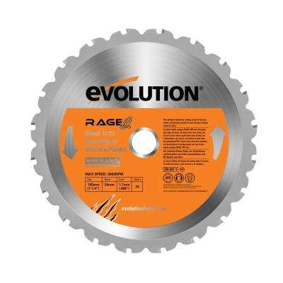 RAGE 7-1/4 in. Multipurpose Replacement Blade