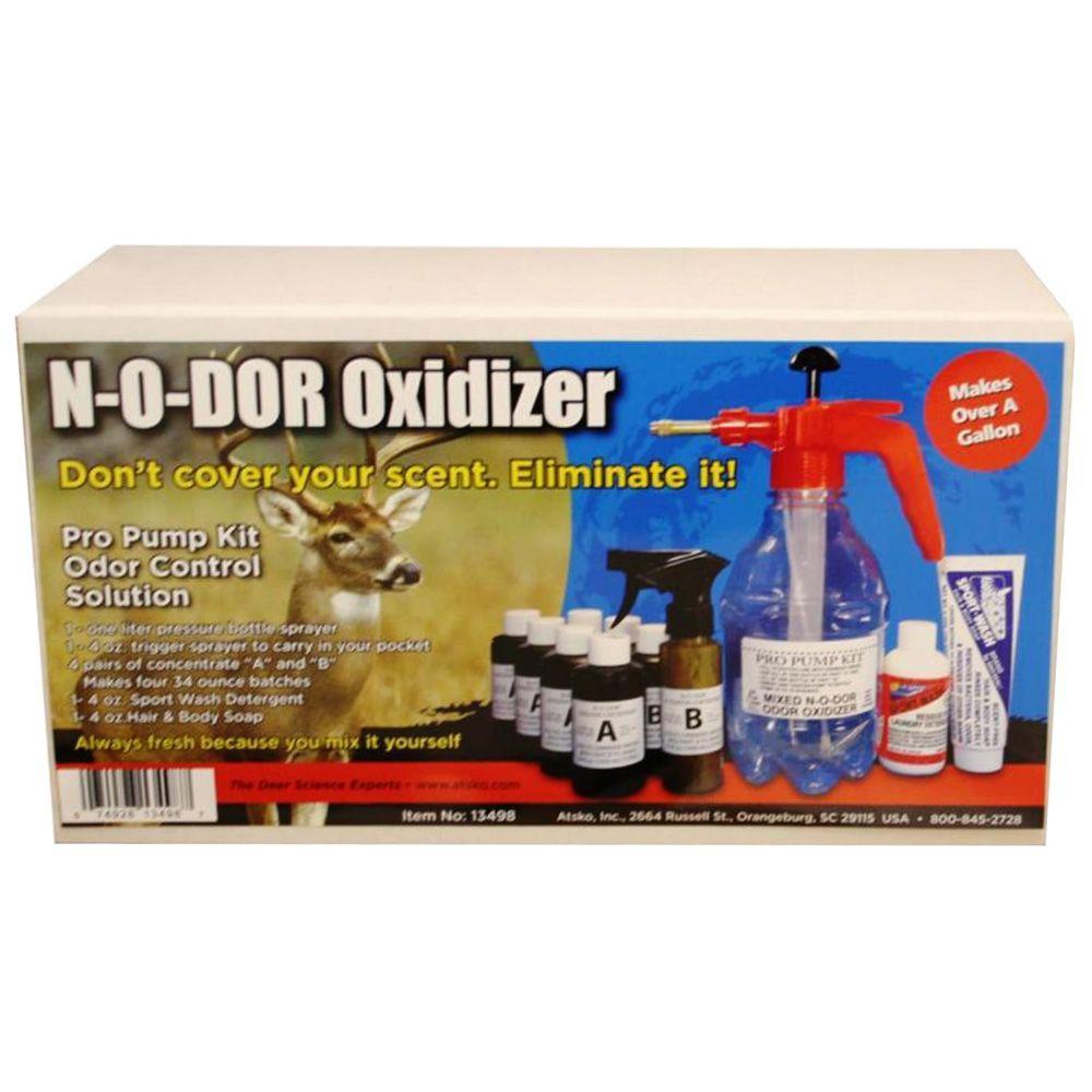 N-O-Dor Oxidizer Pro Pump Kit