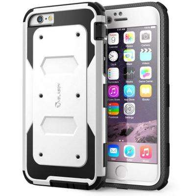 Armorbox Series 4.7 in. Case for Apple iPhone 6/6S, White
