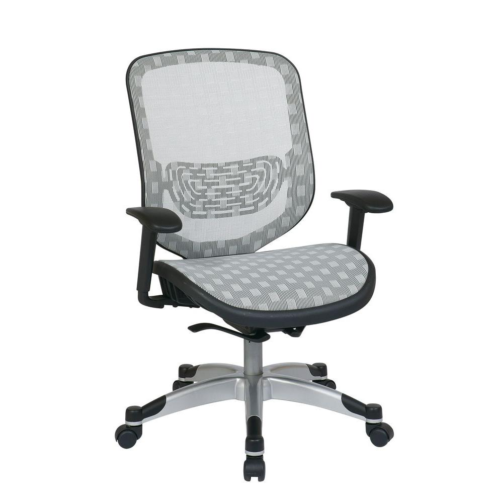 E Seating 829 Series Black Duraflex Office Chair