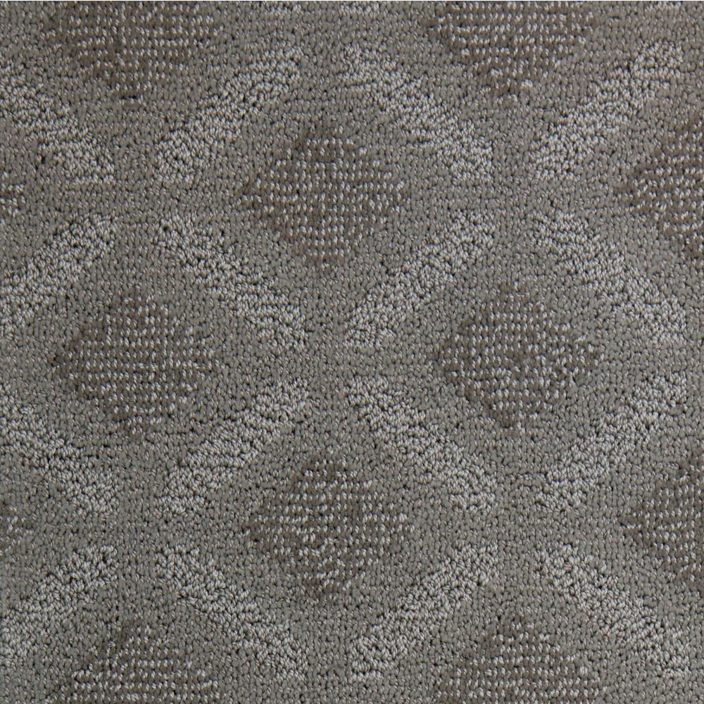 Fancy - Color Granite Pattern 12 ft. Carpet