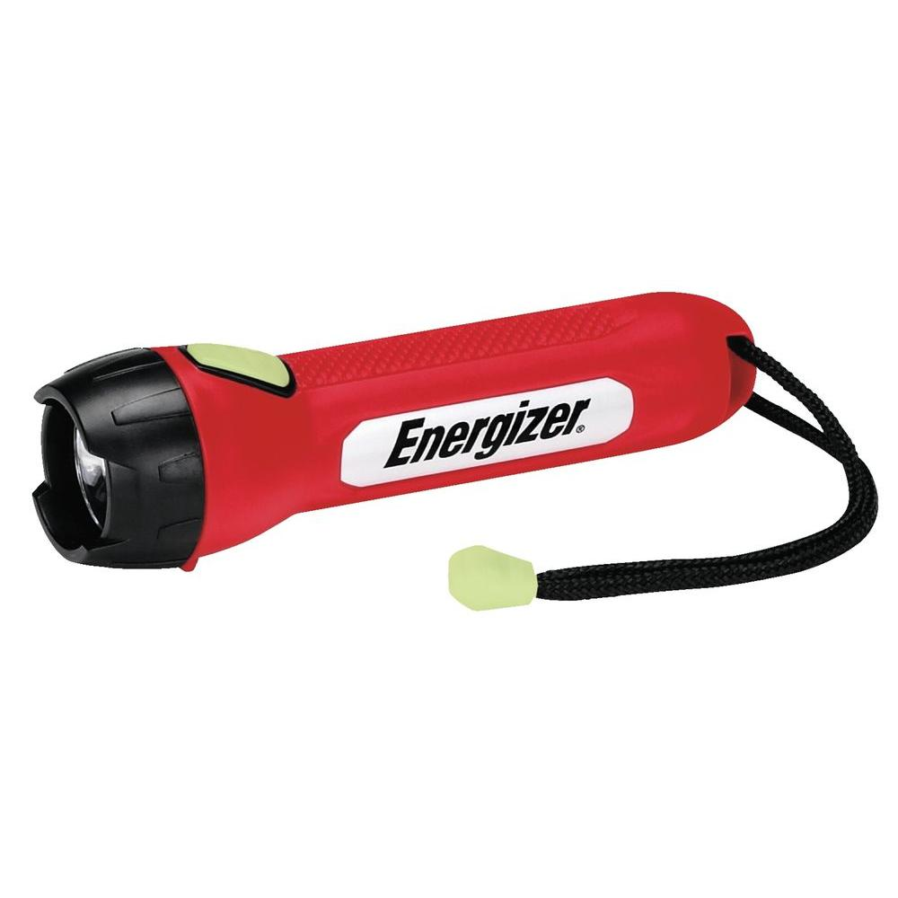 Energizer Weather Ready 2AA Waterproof Floating LED Flashlight