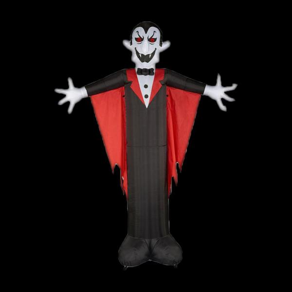 10 ft. Vampire Halloween Inflatable with Lights