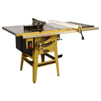 64B 115-Volt/230-Volt 1.75 HP 30 in. Riving Knife Table Saw