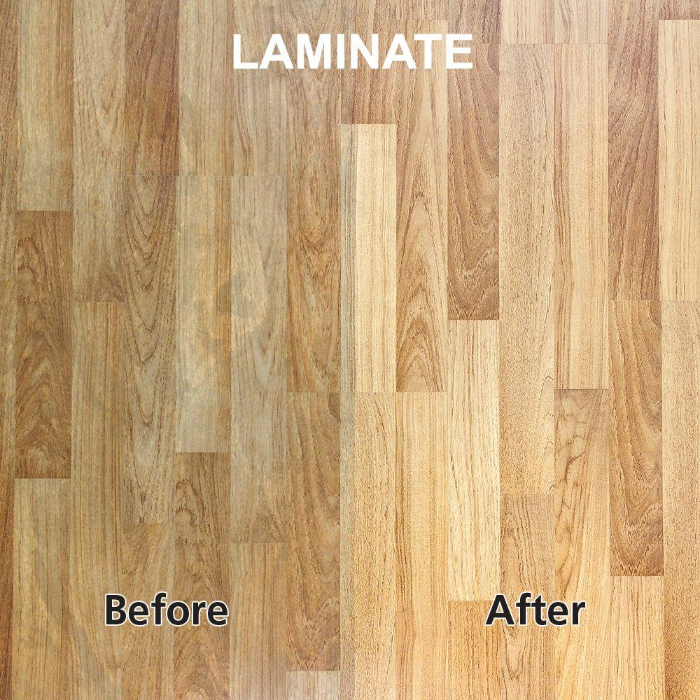 Rejuvenate Hardwood And Laminate Floor