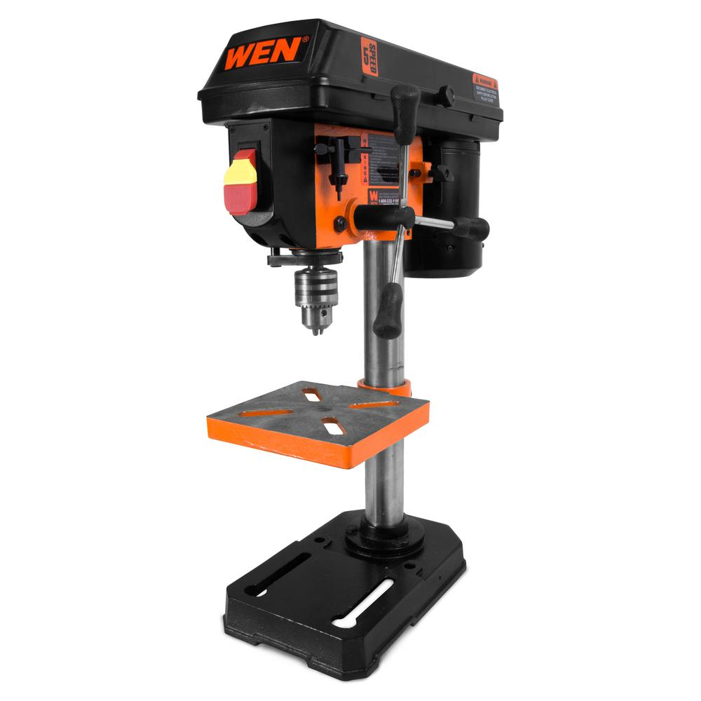 WEN 8 in. 5-Speed Drill Press