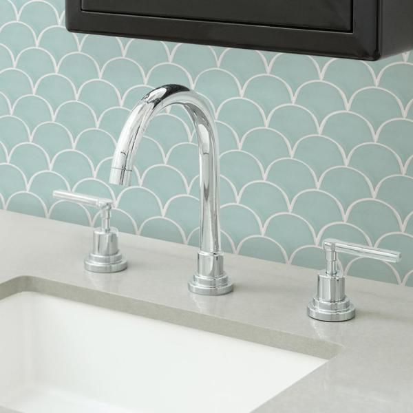 Inhome 10 In X 10 In Shell Peel And Stick Backsplash Tiles Nh2960 The Home Depot