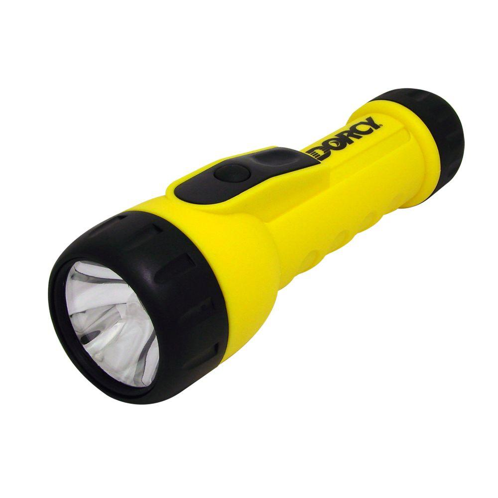Dorcy 2D Heavy Duty Worklight Flashlight with Batteries-DISCONTINUED