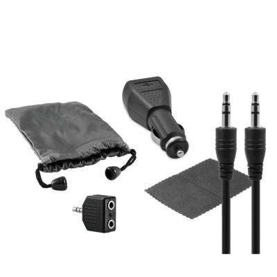 5-in-1 Universal MP3/iPod Accessory Kit