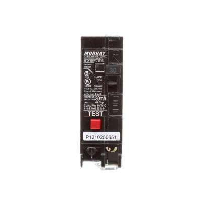 30 Amp Single Pole Type MP-ET Ground Fault Equipment Protection Circuit Breaker