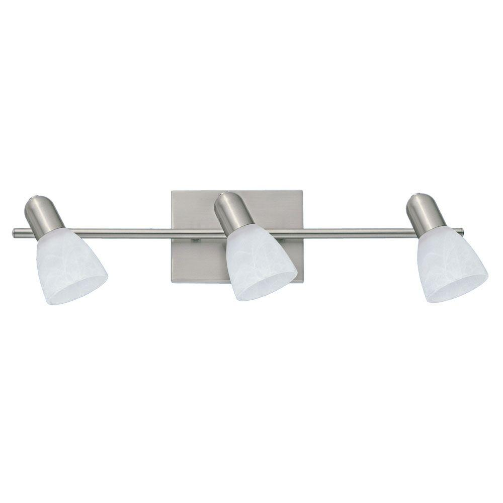 Eglo Ares 3-Light Wall or Ceiling Light-DISCONTINUED