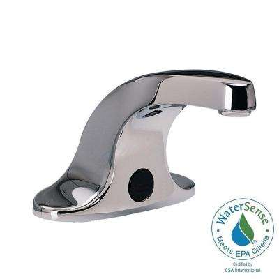 Innsbrook Selectronic DC Powered Single Hole Touchless Bathroom Faucet 0.35 gpm in Polished Chrome