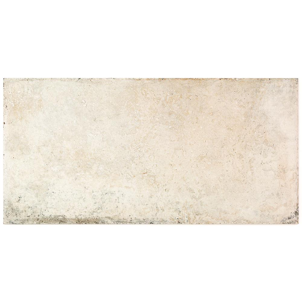 Granada Pergamo 12 in. x 24 in 9.5mm Natural Porcelain Floor
