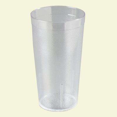 16.5 oz. Polycarbonate Stackable Tumbler in Clear (Case of 24)