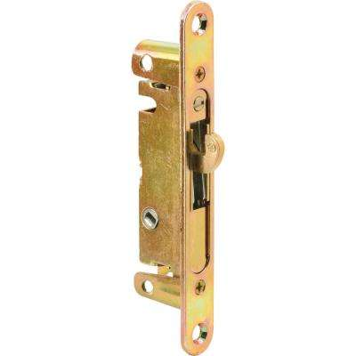 Mortise Latch with Security Adaptor Plate