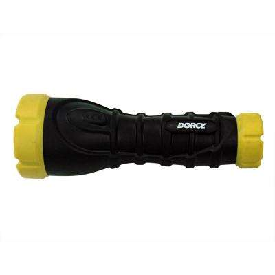 80 Lumen LED TPE Rubber Flashlight