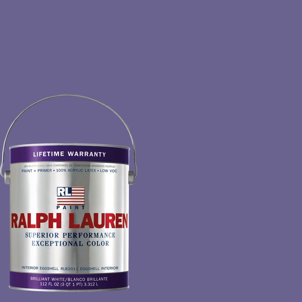 Ralph Lauren 1-gal. Greenwich Purple Eggshell Interior Paint