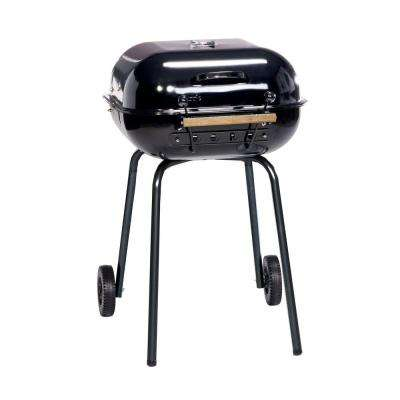 Swinger Charcoal Grill in Black