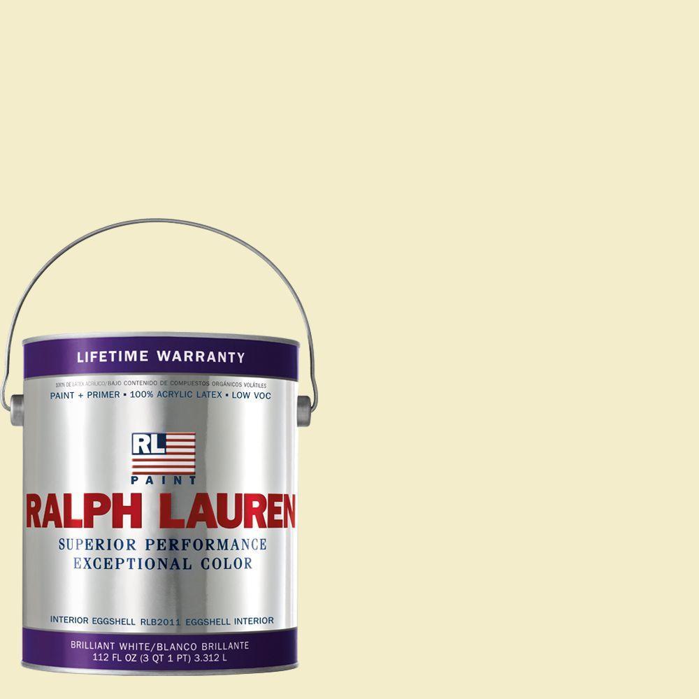 Ralph Lauren 1-gal. Monogram Eggshell Interior Paint