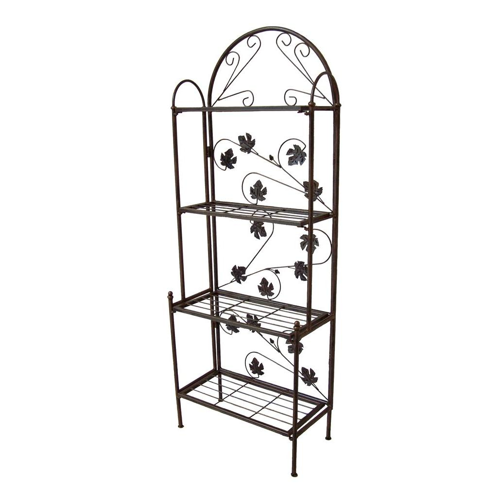 Oakland Living Sun Valley Baker Rack