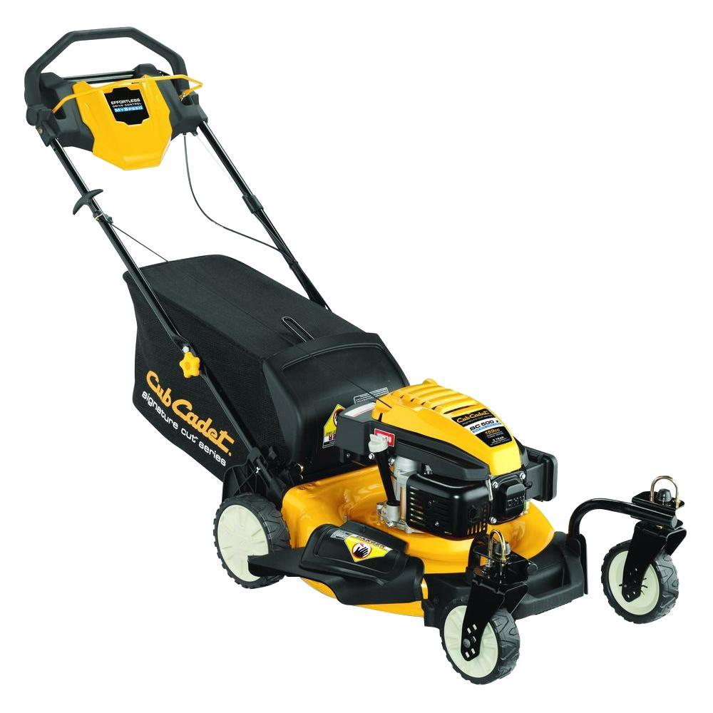 Cub Cadet SC500Z 21 in. 159 cc 3-in-1 RWD Self-Propelled Lawn Mower
