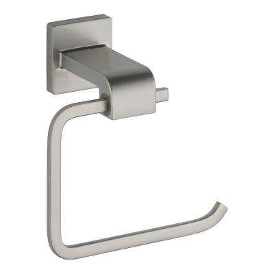 Ara Single Post Toilet Paper Holder in Brilliance Stainless