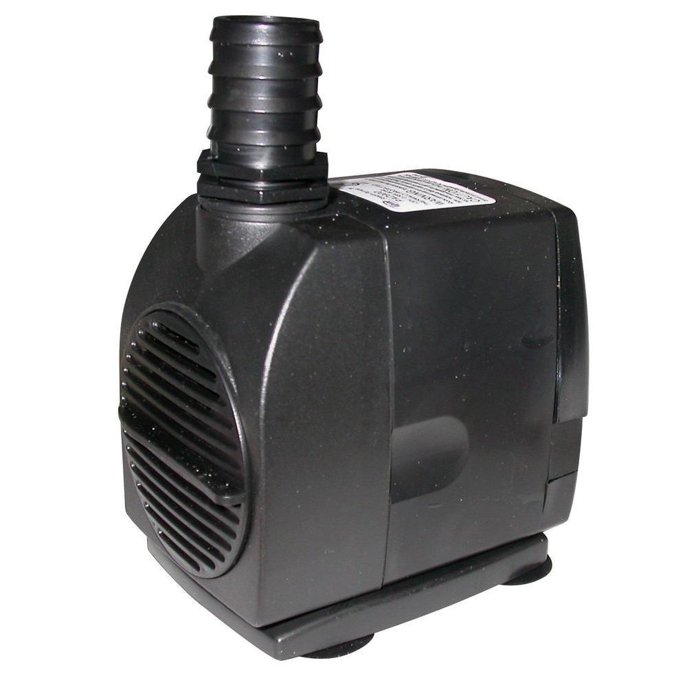 Stream Pump Submersible 900 GPH/33 ft. Cord