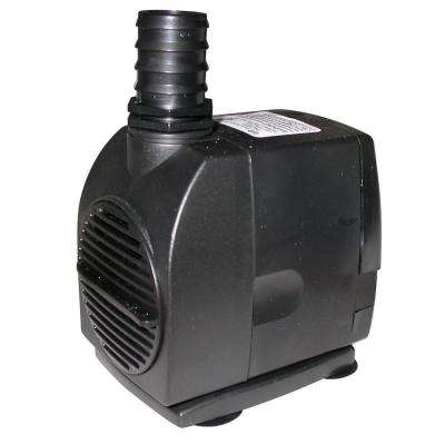 Stream Pump Submersible 900 GPH/33 ft. Cord