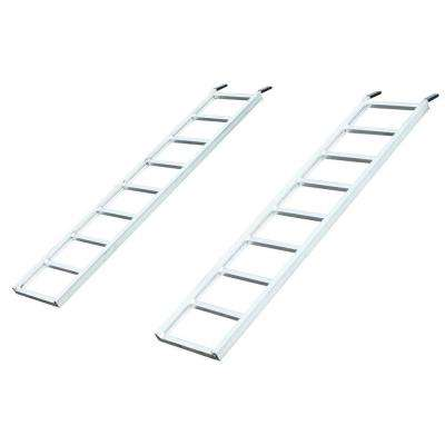 70 in. Aluminum Utility Ramps