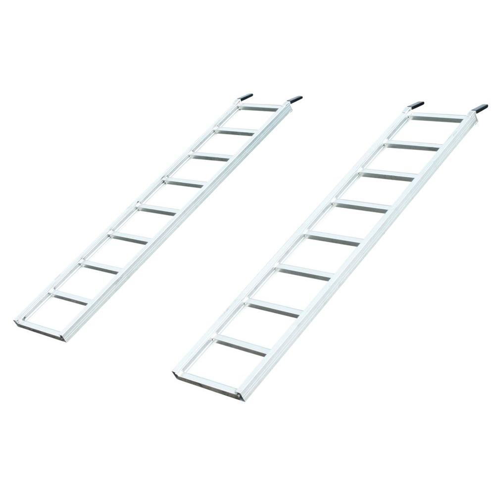 YuTrax 70 in. Aluminum Utility Ramps